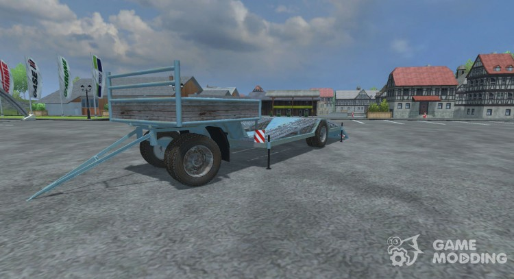 Lowloader Trailer for Farming Simulator 2013
