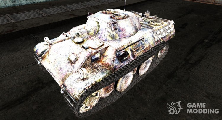 VK1602 Leopard 2 for World Of Tanks
