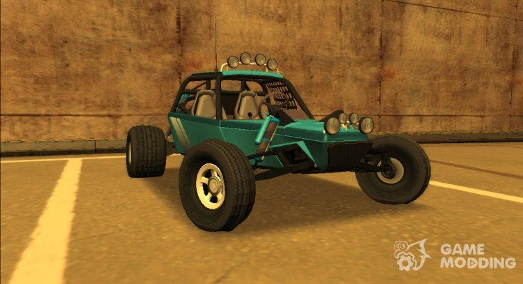 YARE Buggy for GTA San Andreas