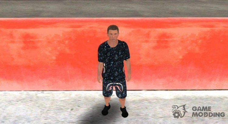 Daniel Craig for GTA San Andreas