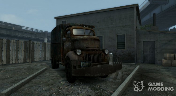 Jeepers Creepers Truck for Mafia II