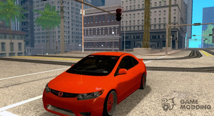 JDM Honda Civic Si for GTA San Andreas