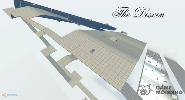 The Descen for BeamNG.Drive