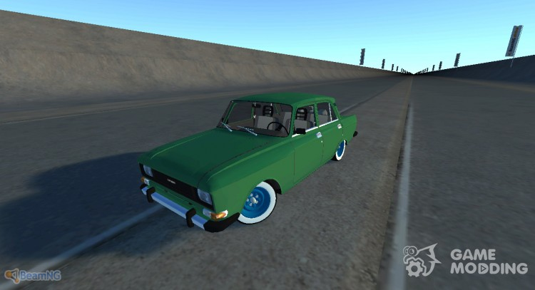 Moskvich 2140 for BeamNG.Drive