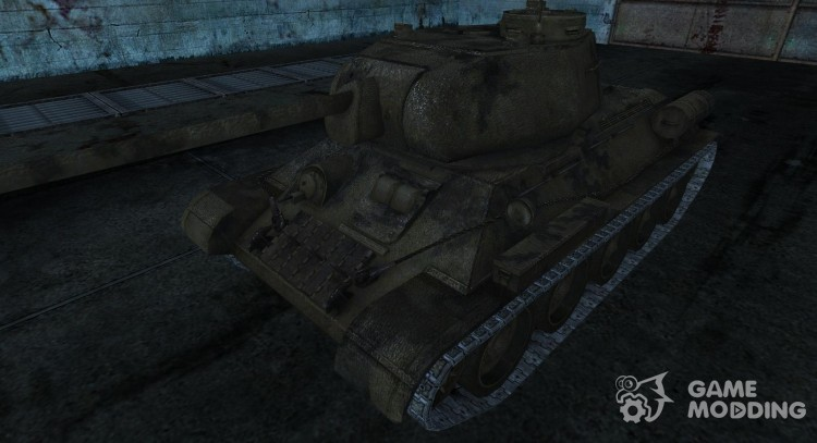 T-34-85 torniks for World Of Tanks