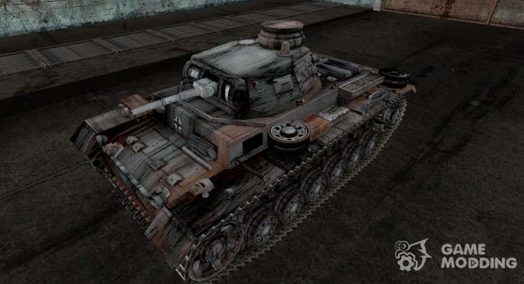 Panzer III 12 for World Of Tanks