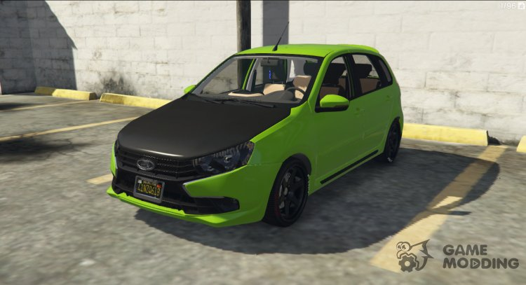 Lada Granta for GTA 5