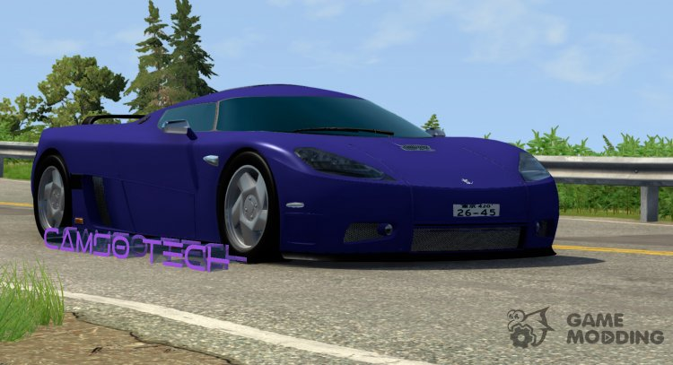 Camso Percefona RRC for BeamNG.Drive