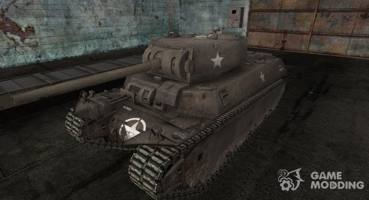 Skin for M6 for World Of Tanks