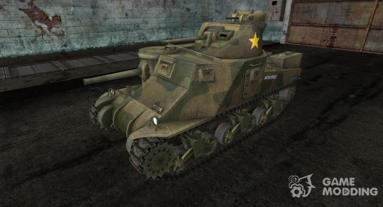 M3 Lee 2 for World Of Tanks