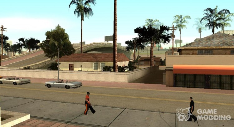 Amazing Screenshot (CLEO) for GTA San Andreas