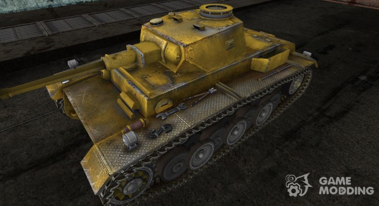 VK3001H для World Of Tanks