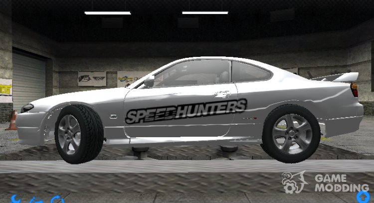 The SpeedHunters Decal for Street Legal Racing Redline