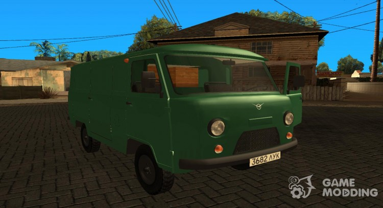 UAZ-452-3741 for GTA San Andreas
