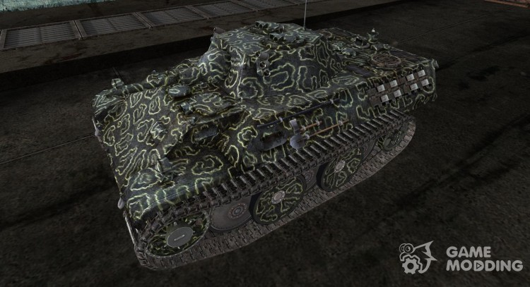 VK1602 Leopard 10 for World Of Tanks