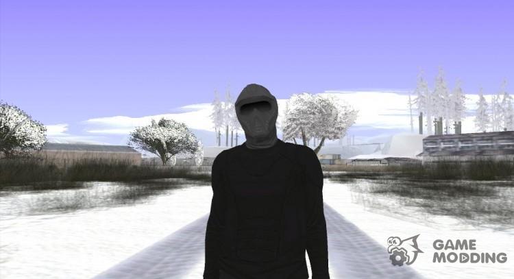 Skin GTA V Online DLC v2 for GTA San Andreas