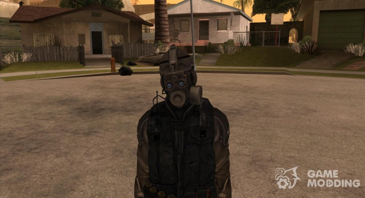 Blackwatch of Prototype for GTA San Andreas