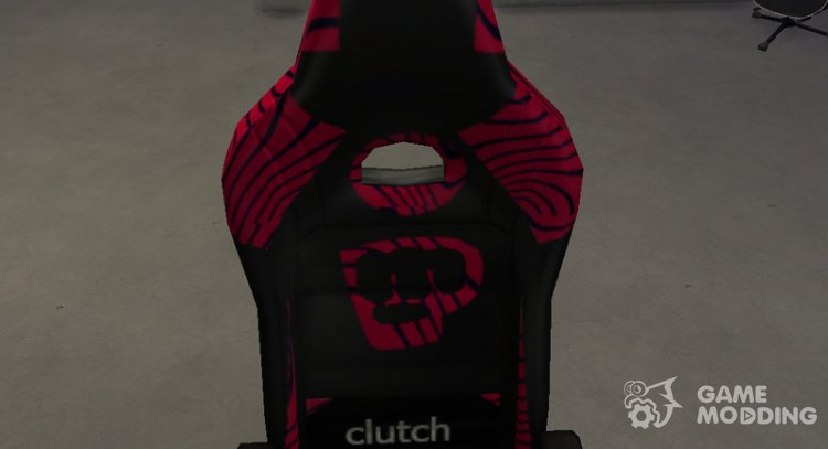 PewDiePie''s Chair for Sims 4