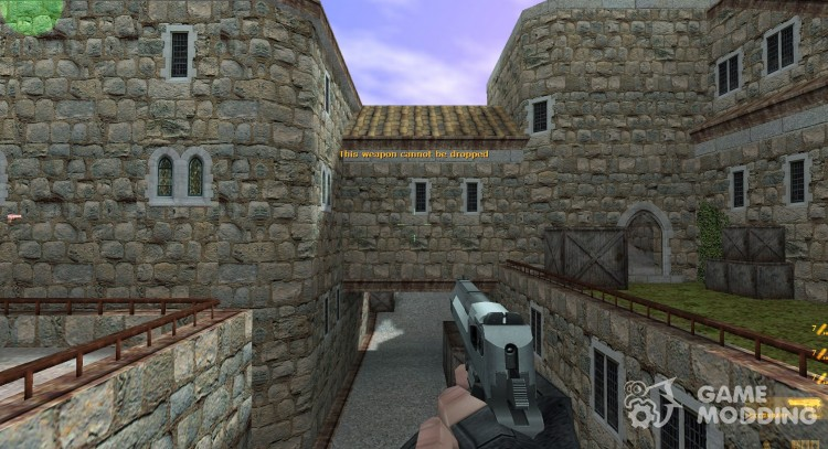 Stoke Deagle On IIopn's Anim for Counter Strike 1.6