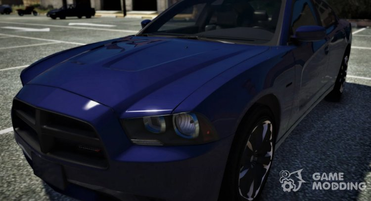 Dodge Charger for GTA 5