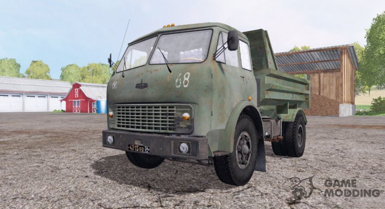 MAZ 5549 for Farming Simulator 2015