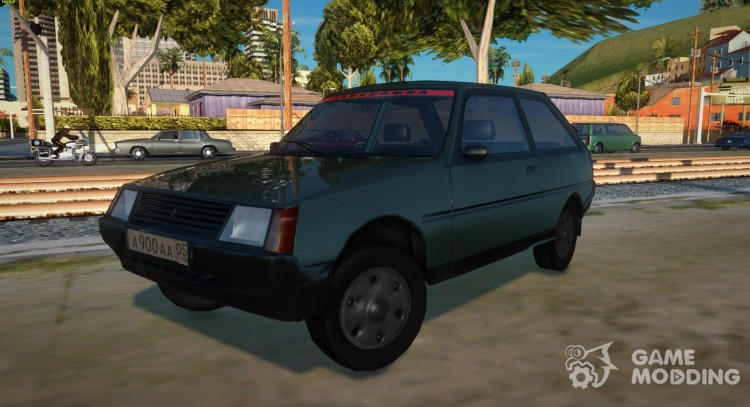ZAZ 1102 Tavria for GTA San Andreas