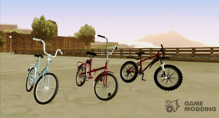Great for GTA San Andreas