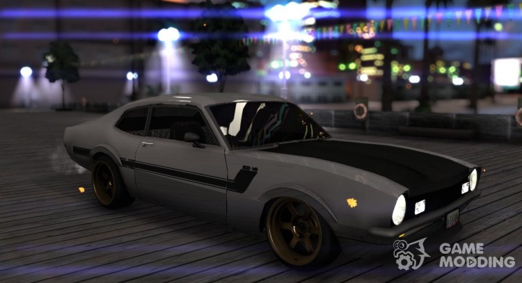 Ford Maverick 1977 для GTA San Andreas
