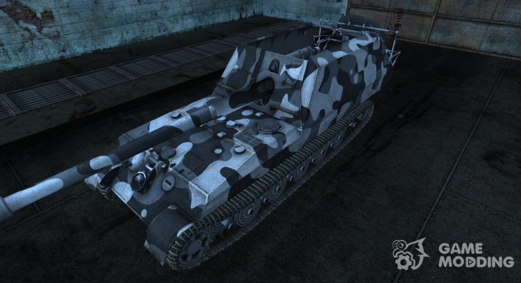 GW_Tiger DEATH999 для World Of Tanks