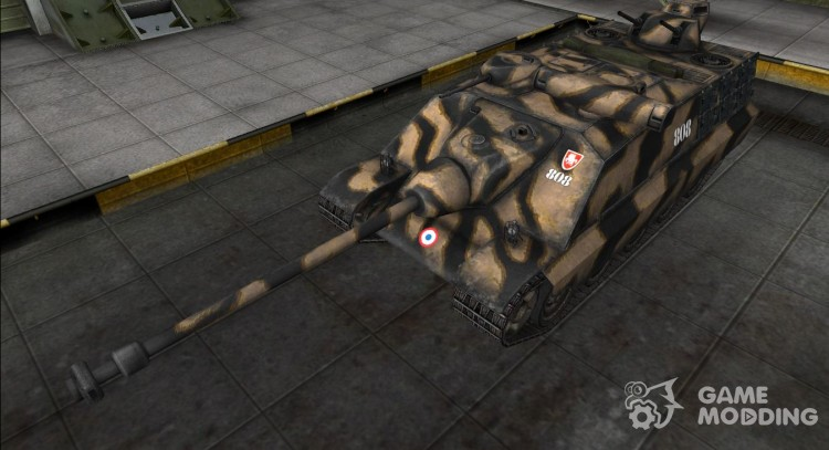 Tank AMX Remodeling AC Mle. 1948 for World Of Tanks