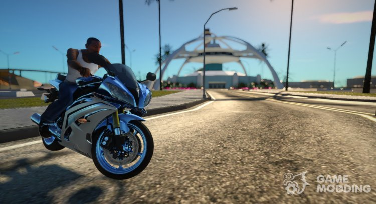 2016 Yamaha YZF R6 for GTA San Andreas
