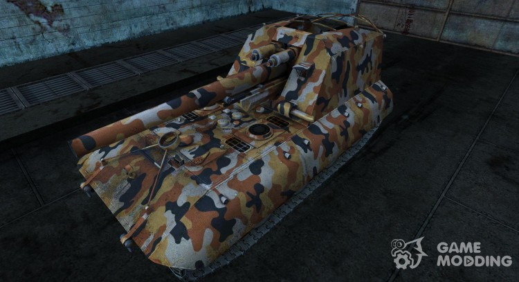 Skin for GW-E # 31 for World Of Tanks