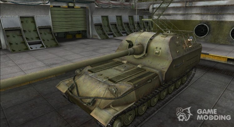 Remodelling for The 261 for World Of Tanks