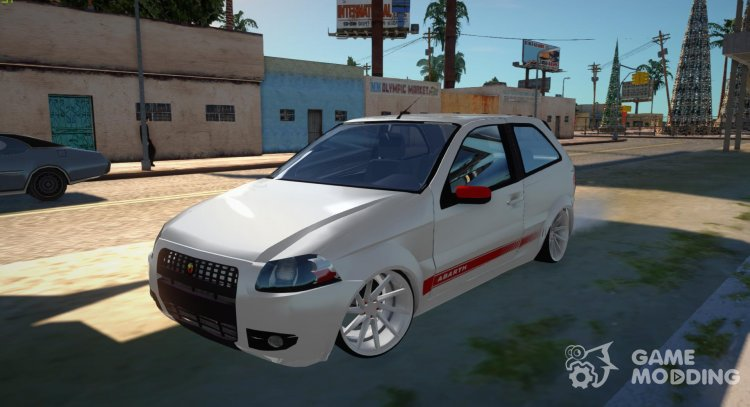 Abarth Fiat Palio for GTA San Andreas