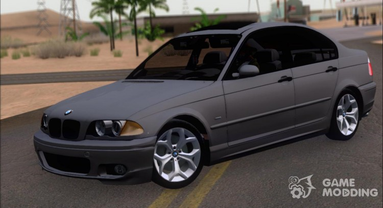 BMW 320 e46 Sedan for GTA San Andreas