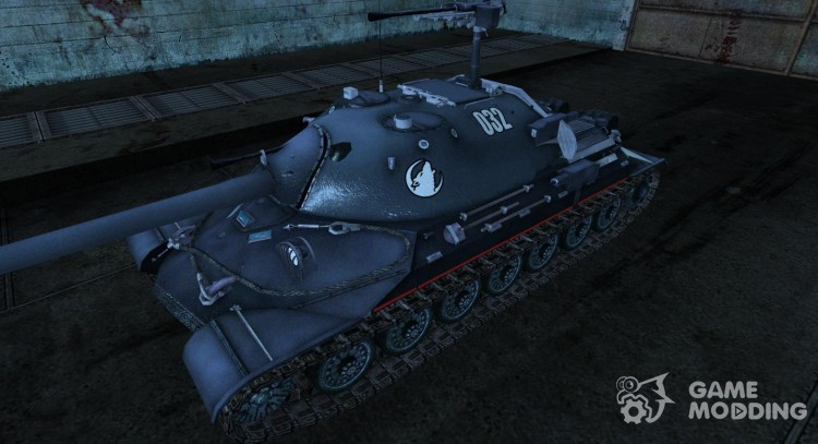 Шкурка для ИС-7 Хамелеон для World Of Tanks