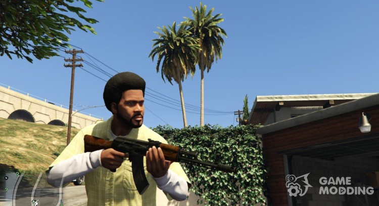 AK-74 for GTA 5