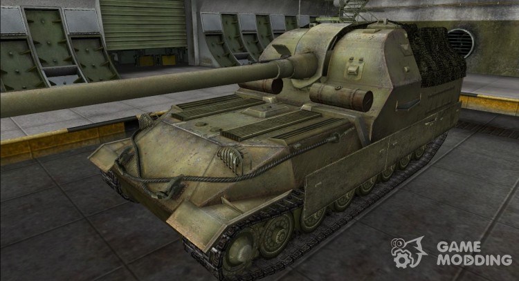 Remodeling for Arta the object 261 for World Of Tanks