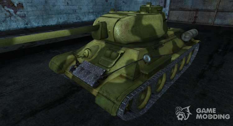 T-34-85 for World Of Tanks