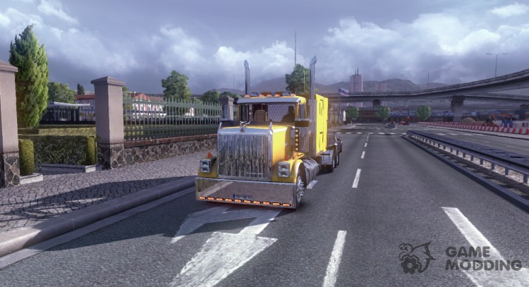 International Eagle 9300 for Euro Truck Simulator 2