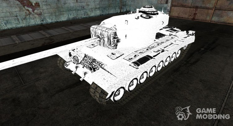 Skin for T30 for World Of Tanks