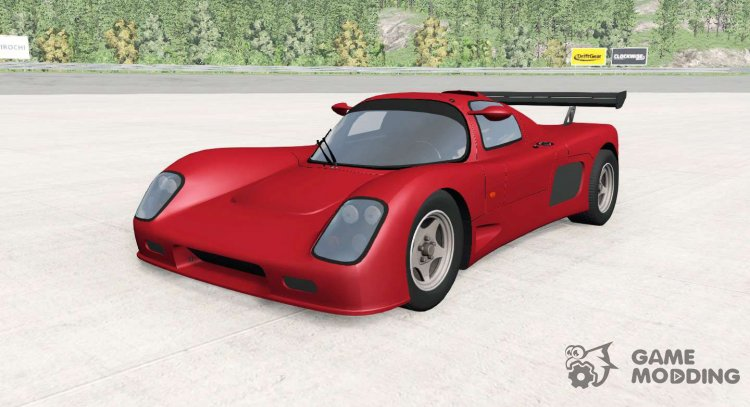 Ultima GTR for BeamNG.Drive
