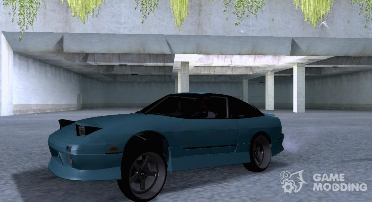 Nissan 180sx JDM for GTA San Andreas