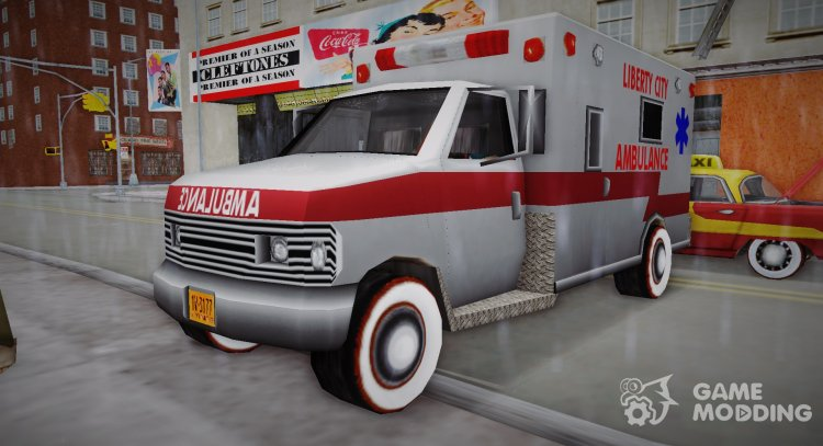 1962 New Texture. for GTA 3
