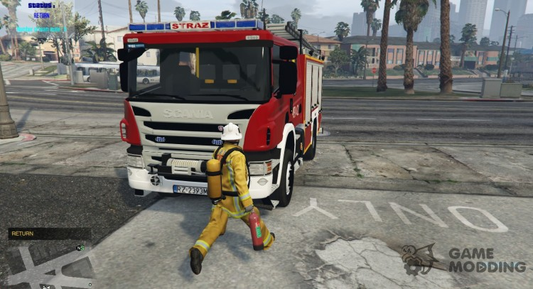 Firefighters Mod V1.8R для GTA 5