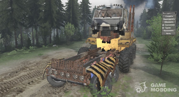 Dorothy for Spintires 2014