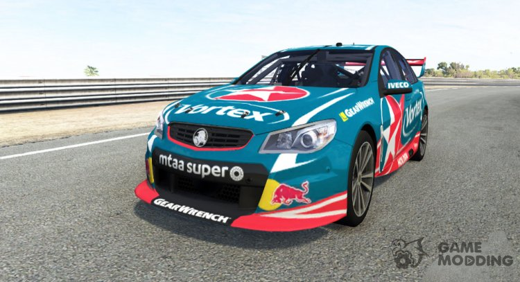 Holden Commodore VF V8 Supercar TeamVortex for BeamNG.Drive