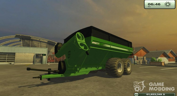Brent Avalanche 1594 for Farming Simulator 2013