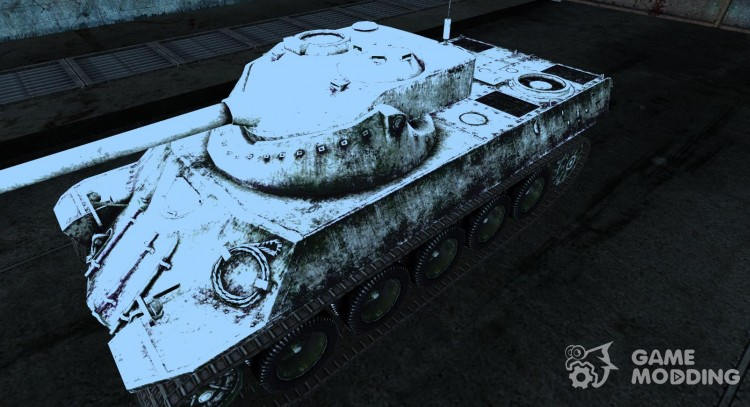 Skin for Lorraine 40t for World Of Tanks