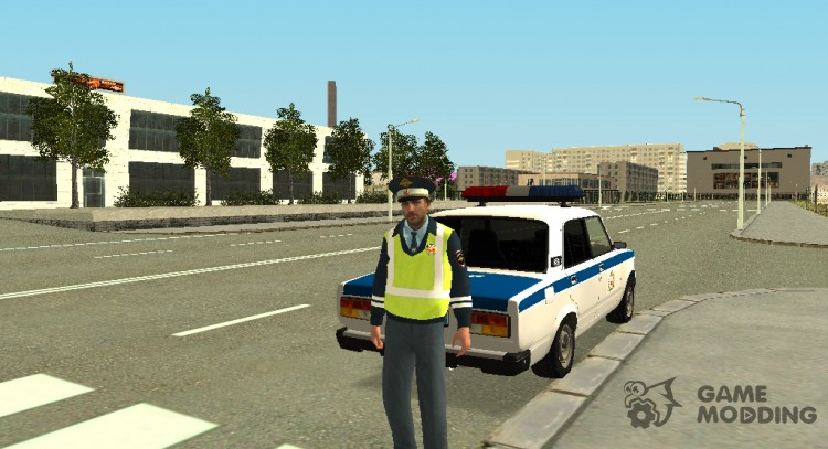 Pak police and DPS for GTA San Andreas
